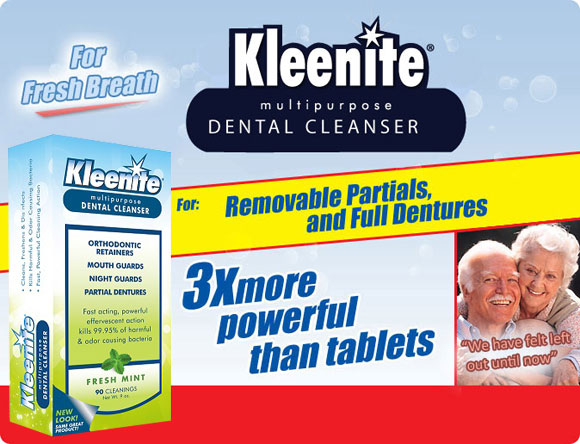 Kleenite®: The Multipurpose Cleanser