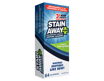 StainAway Plus®: The #1 Best Seller in Drug Chains